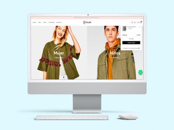 Proyecto Web Tivlar